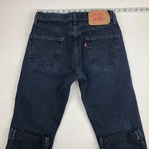 Levi's Jeans - Levi's 501 distressed high waist jeans 31x30